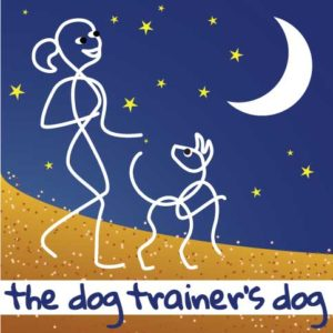 the dog trainer's dog